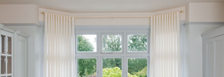Bay Window Poles Made To Measure